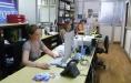 - REPARTO GRAFICO -  Il reparto grafico studia, sviluppa e realizza le vostre richieste, per personalizzazioni di abbigliamento, cartellon...